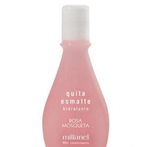 Quita Emalte Millanel con rosa mosqueta.