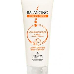 Acondicionador Balancing Natural Citrus Millanel