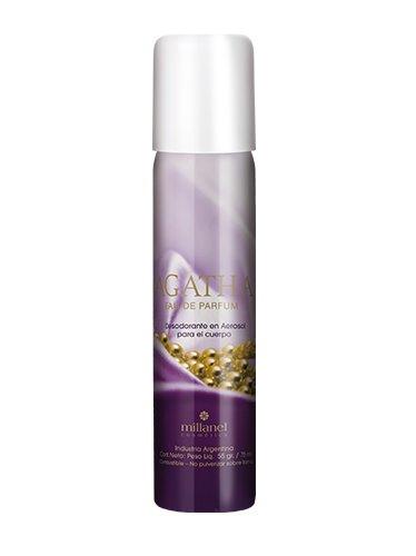 Desodorante Femenino en aerosol Agatha Millanel
